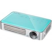 Videoproiector Vivitek QUMI Q6, 800 lumeni, 1280 x 800, 30000:1, HDMI (Albastru)