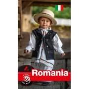Romania lb. italiana - Calator pe mapamond