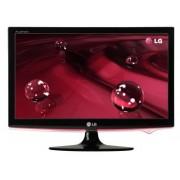 "Monitor LG LCD 22"" Wide W2261VP-PF piano black DVI, HDMI, Full HD"