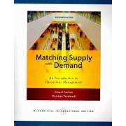 Matching Supply with Demand by Gerard Cachon