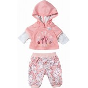 Zapf Creations Baby Born Sport Kledingset Lichtroze