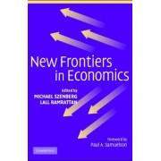 New Frontiers in Economics by Michael Szenberg