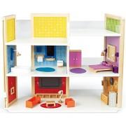 Hape E3403 - Casa dei Sogni Fai da Te, Multicolore