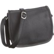 Bodenschatz 4-194 RN 01 - Bolso de hombro de cuero para mujer, talla 18x6x15
