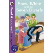 Snow White and the Seven Dwarfs - Read it Yourself with Ladybird by Tanya Maiboroda