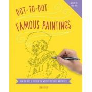 Dot-To-Dot Famous Paintings by Jeni Child