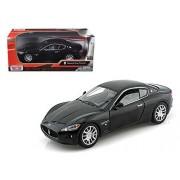 Maserati Gran Turismo Black 1/24 Car Model by Motormax
