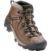 Keen Targhee II Mid WP Shoes Men Shitake/Brindle 47 Trekkingschuhe