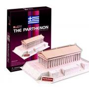 "Cubicfun 3D Puzzle C-Serie ""Partenone - Atene"""