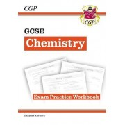 New Grade 9-1 GCSE Chemistry: Exam Practice Workbook (with Answers) by CGP Books