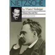 Nietzsche: The Will to Power as Art v. 1 by Martin Heidegger