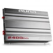 Auna AB-450 Amplificador coche 4 canales 360W RMS 2400W Diseño deportivo