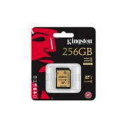 Card Kingston SDXC Ultimate 256GB Clasa 10 UHS-I U1