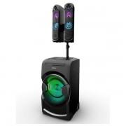 Sistem audio Sony MHC-GT4D de mare putere cu Bluetooth