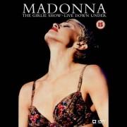 Madonna - Girlie Show Live Down Under (0075993839128) (1 DVD)