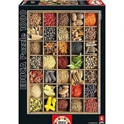 Educa Spices Puzzle (1000 Piece)
