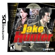 Jake Hunter: Detective Chronicles - Nintendo DS
