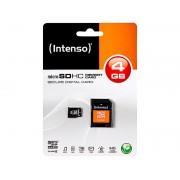 microSDHC Speicherkarte 4 GB (SDHC) Class 4