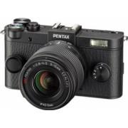 Aparat Foto Mirrorless Pentax Q-S1 + Standard 5-15mm Black