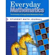 Everyday Mathematics, Grade 2, Student Materials Set: Student Math Journal Volume 1& 2 by Max Bell