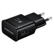 Samsung Caricabatterie Fast Charging Originale Rapido Casa Da Rete Usb Ep-Ta20ebe Black Bulk Per Modelli A Marchio