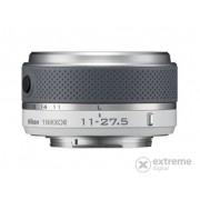 Obiectiv Nikon 1 Nikkor 11-27.5/F3.5-5.6 VR, alb
