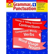 Grammar & Punctuation Grade 1 by Evan-Moor Educational Publishers