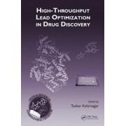 High-Throughput Lead Optimization in Drug Discovery by Tushar Kshirsagar