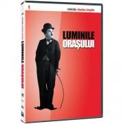 Charlie Chaplin - Luminile orasului (DVD)