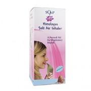 HIMALYAN SALT AIR INHALER (Ceramic- All Natural) 1 Reusable Kit
