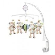 Fehn 081381 - Giostrina per lettino, motivo: scimmia