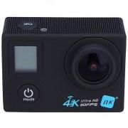 Cámara Deportival Nk AC3111-DPR 4K Gran Angular Pantalla LCD