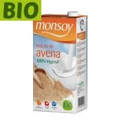 Lapte ovaz Monsoy BIO - 1 litru