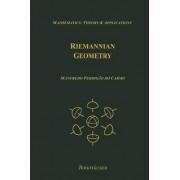 Riemannian Geometry by Manfredo Perdigao Do Carmo