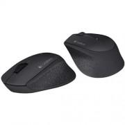 Myš Logitech Wireless Mouse M280 - BLACK - 2.4GHZ - EER2