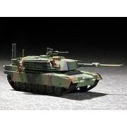 Trumpeter 1 72 US M1A1 Abrams Main Battle Tank