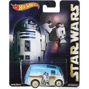 Quick D-Livery R2-D2 Hot Wheels 2015 Pop Culture Star wars Rare
