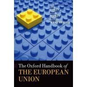 The Oxford Handbook of the European Union by Erik Jones