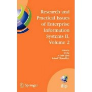 Research and Practical Issues of Enterprise Information Systems II Volume 2 by Li Xu