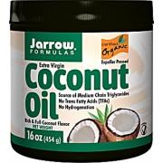 Coconut Oil Extra Virgin (Ulei din nuca de cocos extra virgin) 454g - util in imbunatatirea digestiei