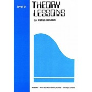 Kjos Music Company Bastien Piano Library Theory Lessons Level 2 Partituras