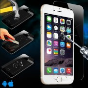 9h Tempered Glass Screen protector - iPhone 6 plus front
