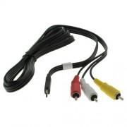 Cable AV VMC-15MR2 Sony DEV-50V Cyber-shot DSC-RX10 Sony Handycam HDR-CX220 /