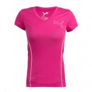 Дамска тениска PUMA ESS STUDIO LOGO V TEE - 509658-10