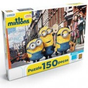 Minions Puzzle 150 peças Minions