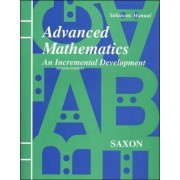 Saxon Advanced Math Solutions Manual Second Edition by Saxon