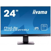 IIYAMA XU2492HSU-B1/24 Ips Ultra Slim Bezel Dp