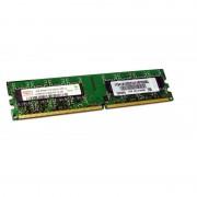1Go Ram PC Hynix HYMP512U64CP8-Y5 AB-T DDR2 667Mhz 240-Pin PC2-5300U 2Rx8 CL5