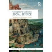 Concepts and Method in Social Science by David Collier
