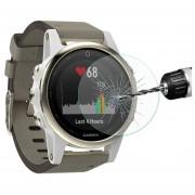 Enkay Hat Príncipe Para Garmin Fenix 5s Smart Watch 0.2mm 9h La Dureza De La Superficie A Prueba De Explosión De La Pantalla De Seda De Vidrio Templado 2.15d Pantalla Completa Pelicula